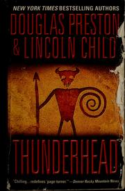 Cover of: Thunderhead by Douglas J. Preston