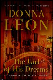 Cover of: The girl of his dreams by Donna Leon