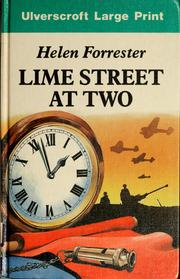 Cover of: Lime Street at two by Helen Forrester