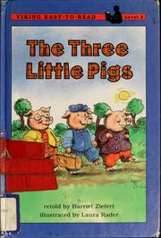 Cover of: The three little pigs by Harriet Ziefert