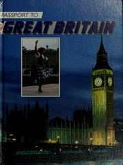 Cover of: Passport to Great Britain by Andrew Langley