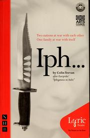 Cover of: Iph-- by Colin Teevan