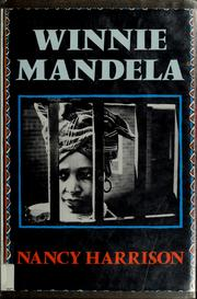 Cover of: Winnie Mandela by Nancy Harrison
