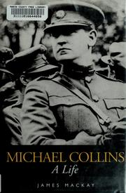 Cover of: Michael Collins by James Mackay