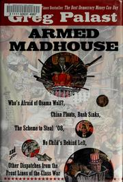 Cover of: Armed madhouse by Greg Palast
