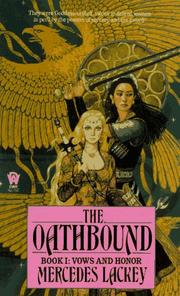 Cover of: The Oathbound (Vows and Honor, Book 1) by Mercedes Lackey