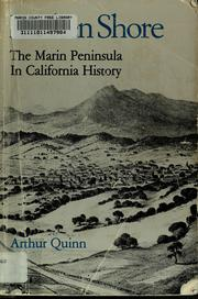 Cover of: Broken shore by Arthur Quinn