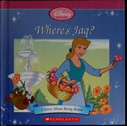 Cover of: Where's Jaq? by Jacqueline A. Ball