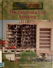 Cover of: The Oklahoma City bombing by Geraldine Giordano