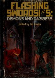Cover of: Flashing swords! No. 5 by Lin Carter