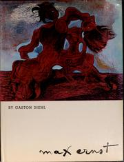 Cover of: Max Ernst by Gaston Diehl
