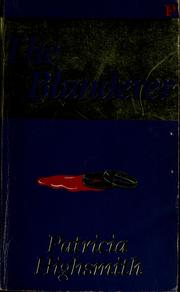 Cover of: The blunderer by Patricia Highsmith