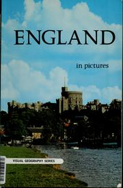 Cover of: England in pictures by James Nach