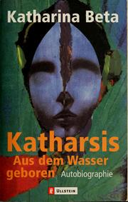 Cover of: Katharsis by Katharina Beta