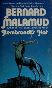 Cover of: Rembrandt's hat by Bernard Malamud