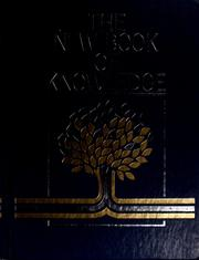 Cover of: The new book of knowledge by Grolier Incorporated