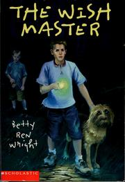 Cover of: The Wish Master by Betty Ren Wright