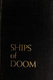 Cover of: Ships of doom by Robert de La Croix