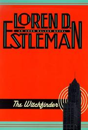 Cover of: The witchfinder by Loren D. Estleman, Loren D. Estleman