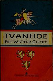 Cover of: Ivanhoe by Sir Walter Scott
