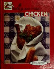 Cover of: Chicken by Culinary Arts Institute.