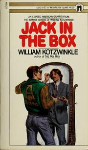 Cover of: Jack in the box by William Kotzwinkle