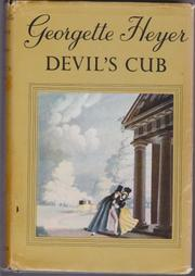 Cover of: Devil&#39;s Cub by Georgette Heyer