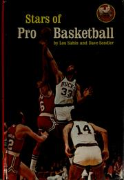 Cover of: Stars of pro basketball by Louis Sabin