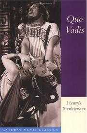 Cover of: Quo Vadis? by Henryk Sienkiewicz