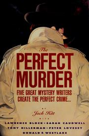 Cover of: The Perfect murder by Jack Hitt, Lawrence Block