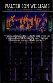 Cover of: City on fire by Walter Jon Williams