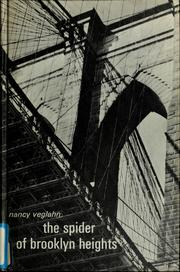 Cover of: The spider of Brooklyn Heights by Nancy Veglahn