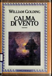 Cover of: Calma di vento by William Golding