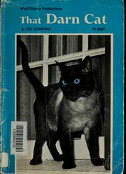 Cover of: That Darn Cat by Gordons., Gordons
