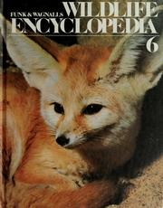 Cover of: The Funk & Wagnalls wildlife encyclopedia by Maurice Burton