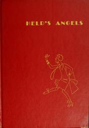 Cover of: Held's angels by Frank, and Carey, Ernestine Gilbreth