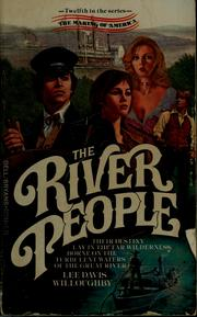 Cover of: The river people by Lee Davis Willoughby