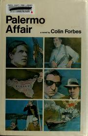 Cover of: The Palermo affair by Colin Forbes