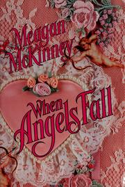 Cover of: When angels fall by Meagan McKinney