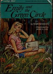 Cover of: Emily and the Green Circle by Mary Kennedy