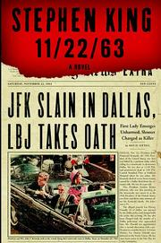 Cover of: 11/22/63 by Stephen King