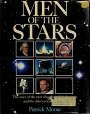 Cover of: Men of the Stars (An Artist's House Book) by Patrick Moore