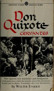 Cover of: Don Quixote of La Mancha by Miguel de Cervantes Saavedra