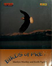 Cover of: Birds of prey by Marilyn Woolley