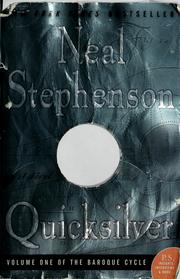 Cover of: Quicksilver by Neal Stephenson