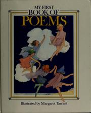 Cover of: My First Book of Poems by Margaret Tarrant