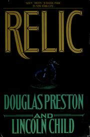 Cover of: Relic by Douglas J. Preston