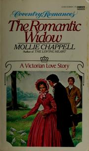 Cover of: The romantic widow by Mollie Chappell