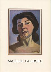 Cover of: Maggie Laubser by Elizabeth Delmont