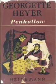 Cover of: Penhallow by Georgette Heyer